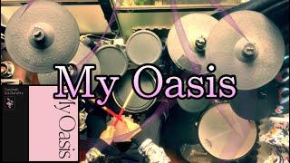 Baixar My Oasis - Sam Smith ft. Burna Boy - Drum Cover | By Sasuga drums