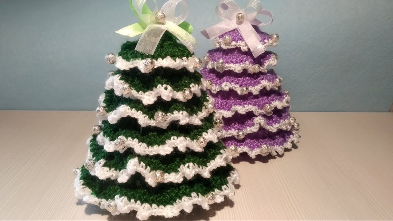 Amigurumi alberi di Natale - Amigurumi Gratis Free | 720x1280