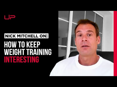 Just Move Your Body (and how to keep weights interesting)