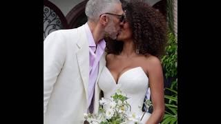 Венсан Кассель и Тина Кунаки свадьба★Vincent Cassel and Tina Kunaki Wedding