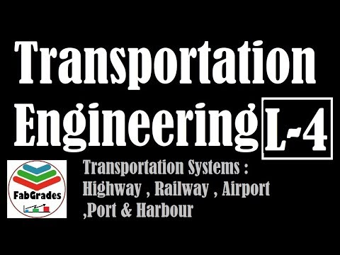 L-4 Sight Distances : SSD & OSD | Transportation Engineering | Highway Engg | ESE RRB/SSC JE