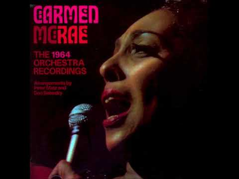 Carmen McRae - Gentleman Friend
