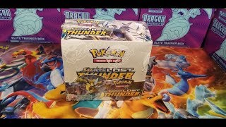 3rd Lost Thunder Booster Box opening!