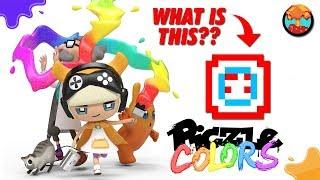 Quiz: Guess the Piczle Colors Puzzle - Defunct Games