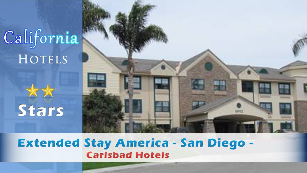 Extended Stay America San Go Carlsbad Village By The Sea Hotels California