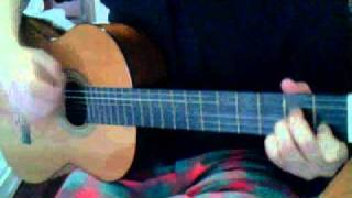 Yume no naka e (acoustic guitar cover) how to play