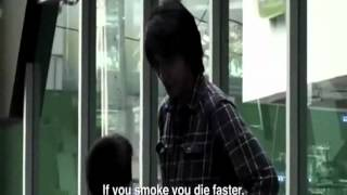 Smoking Kid