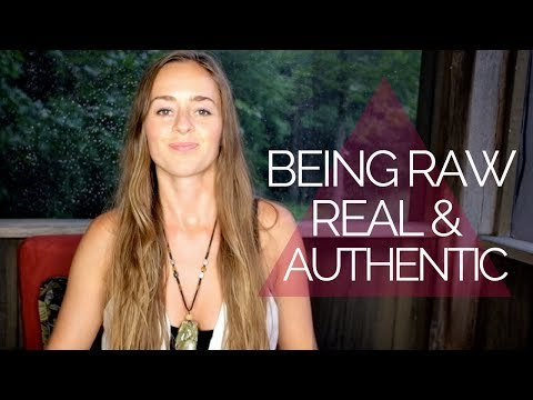 REAL RAW AUTHENTICITY FOR SPIRITUAL GROWTH, HEALING & EXPRESSION