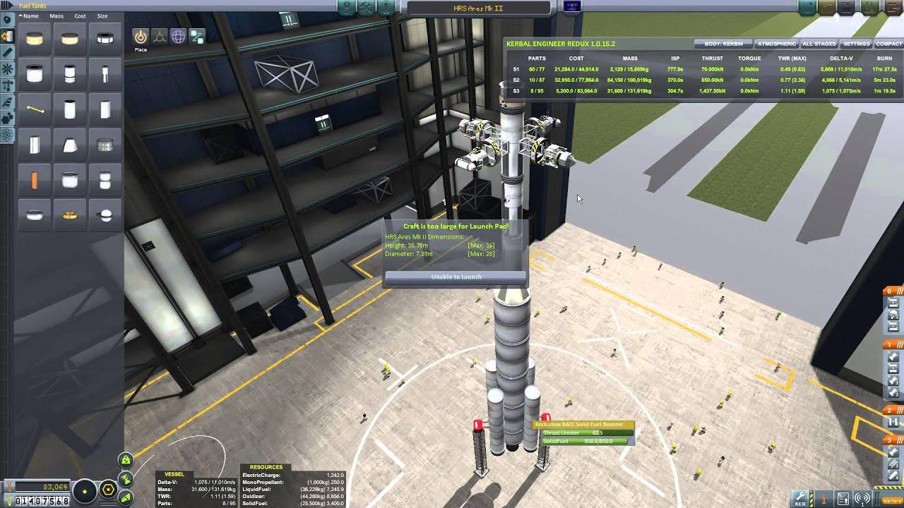 Let's Play Kerbal Space Program Beta [GER] 22 - YouTube