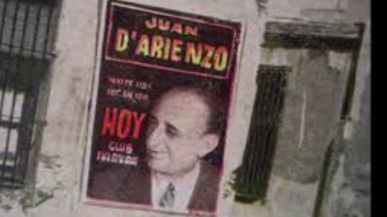 ORQUESTA TIPICA JUAN DARIENZO - INDEPENDENCIA - TANGO -1953