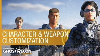 Tom Clancy's Ghost Recon Wildlands Trailer: Character & Weapon Customization - Gamescom 2016 [US]