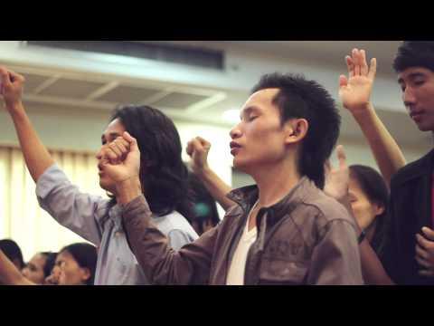 Thai Christian Fellowship Worship Day 2012 - We Thank