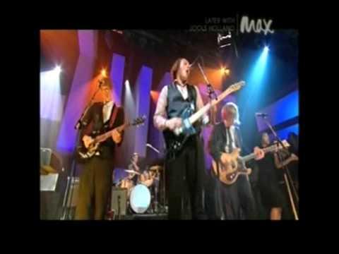 Arcade Fire Rebellion live Jools Holland
