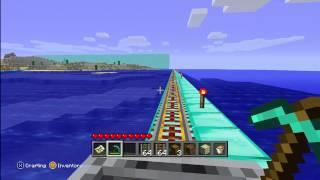 minecraft xbox 360 edition best roller coaster in minecraft community