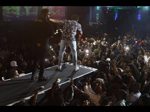 RUNTOWN Live in New York (2017 Full Concert) - Special Guest SARKODIE