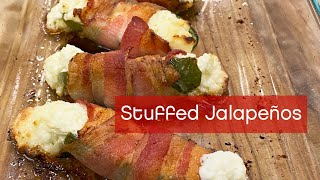 How to Make Stuffed Jalapeños – It's Easy AF!