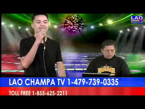 Singers from Texas visit Lao Champa TV Arkansas