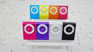 Обзор Плеера MP3 mini (MINI clip MP3 Player)