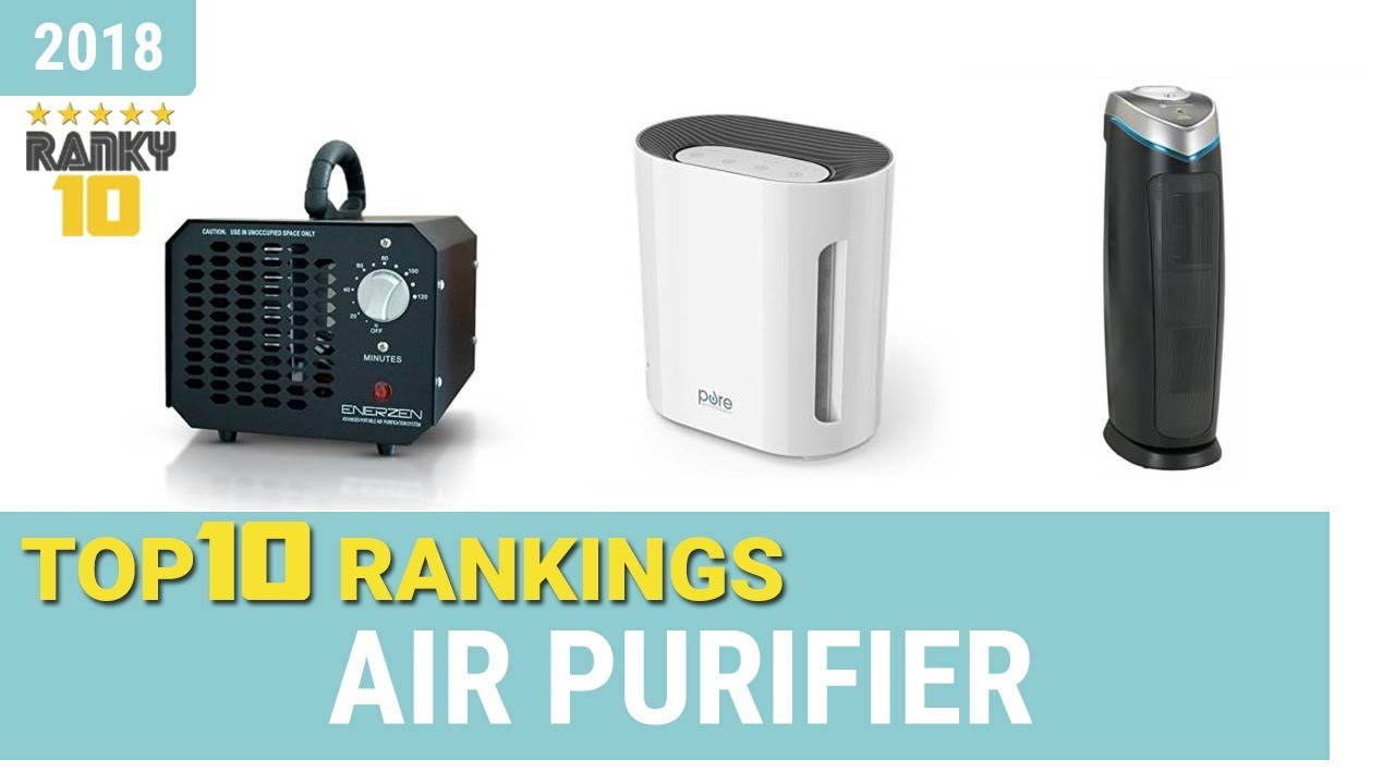 Best Air Purifier Top 10 Rankings Review 2018 & Buying ...