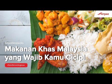 7 Makanan Khas Malaysia yang Wajib Kamu Cicipi!