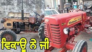ਟਰੈਕਟਰ ਮੰਡੀ - Tractor Mandi - ट्रैक्टर मंडी #51 || mahindra 475 di, hmt 3511