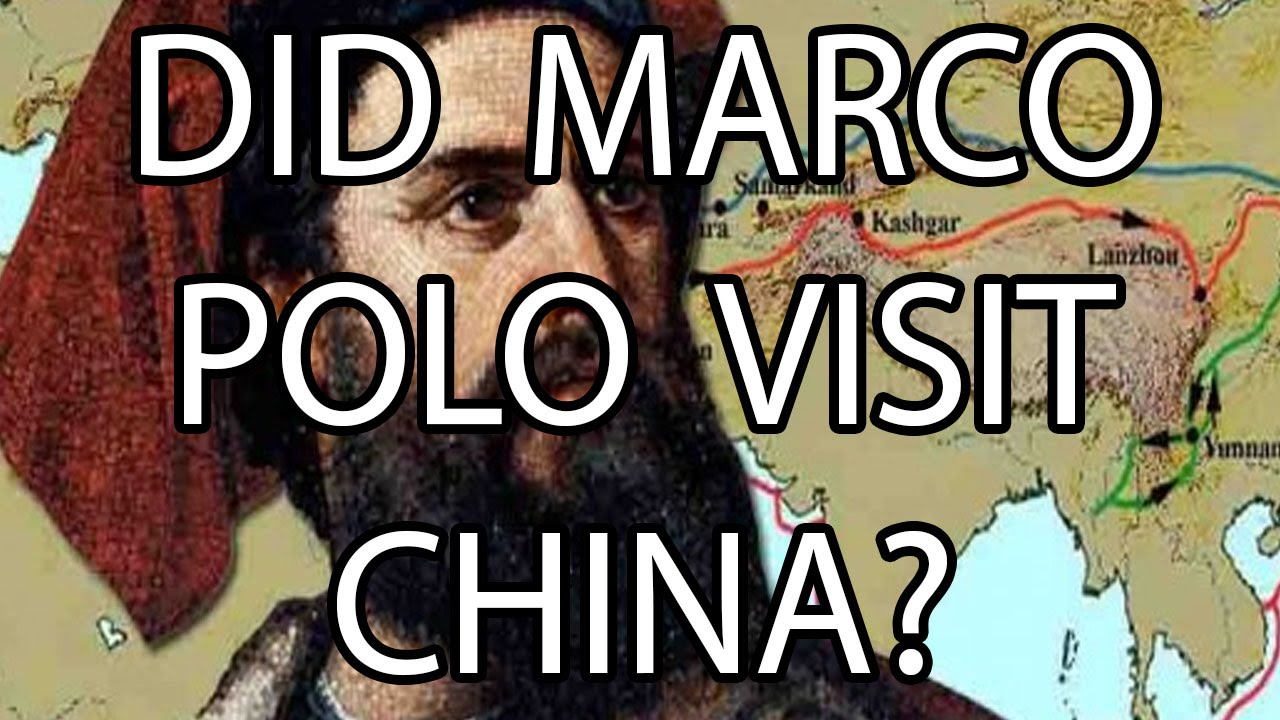 Did Marco Polo Visit China? | Stuff That I Find Interesting - YouTube