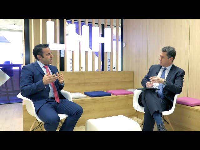 La visión de los CEOs | Marcos Huergo, Country Manager Spain & Cluster Lead for Southern Europe, LHH