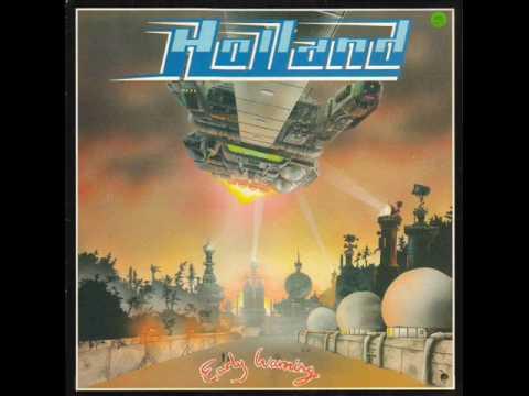 Holland- Early Warning (FULL ALBUM) 1984