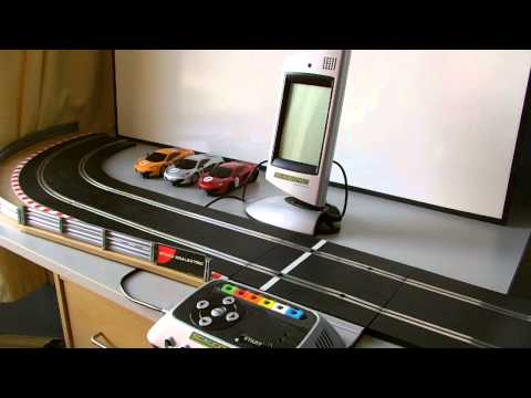 Scalextric Digital Tutorial: 6 Car Powerbase Overview