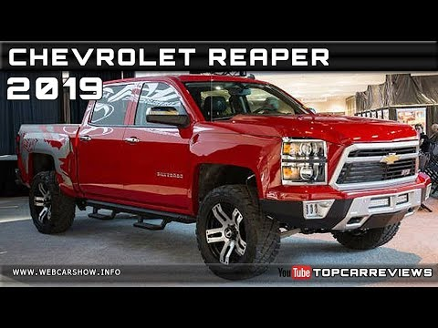 Chevy Reaper Specs >> 2019 Chevrolet Reaper Review Rendered Price Specs Release