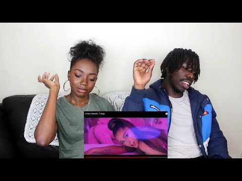 Ariana Grande - 7 Rings - REACTION