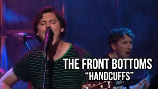 the front bottoms perform handcuffs   the chris gethard show