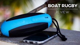 Boat Rugby Bluetooth Speaker Review - Better Than POSH?!?