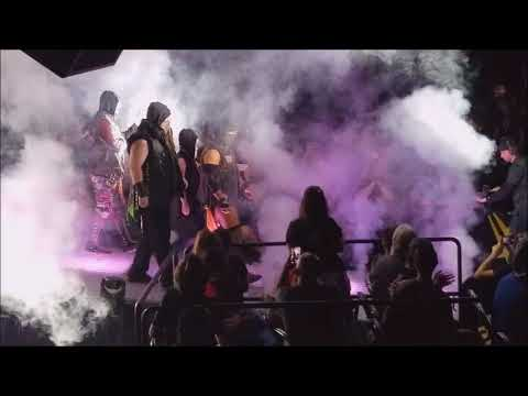 Sanity's WWE NXT Full Sail Entrance