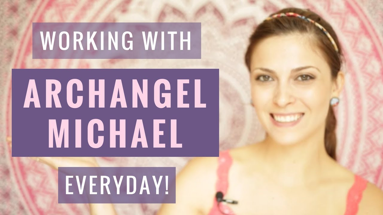 How To Connect With Archangels Easily - Archangel Michael