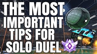 THE RETURN OF ROAD TO GRAND CHAMPION    THE MOST IMPORTANT TIPS FOR 1V1    EPISODE #1 (1V1)