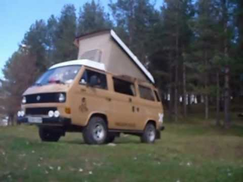 VW T3 WESTFALIA SPOT