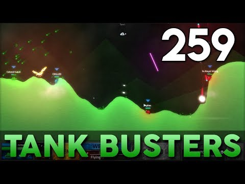 [259] Tank Busters (Let's Play ShellShock Live w/ GaLm and Friends)