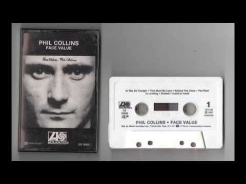 (1981) Phil Collins - Face Value [Cassette Rip]