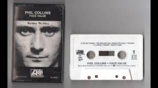(1981) Phil Collins - Face Value [Cassette Rip]