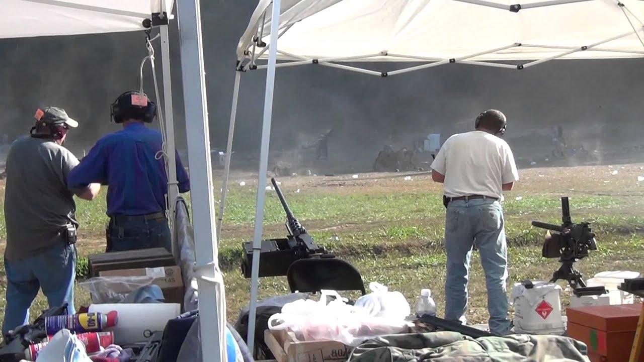 Knob Creek Machine Gun Shoot 2012