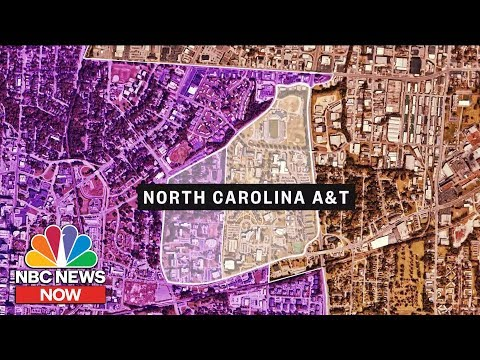 This College Is So Gerrymandered, Different Dorms Are In Different Districts | NBC News NOW