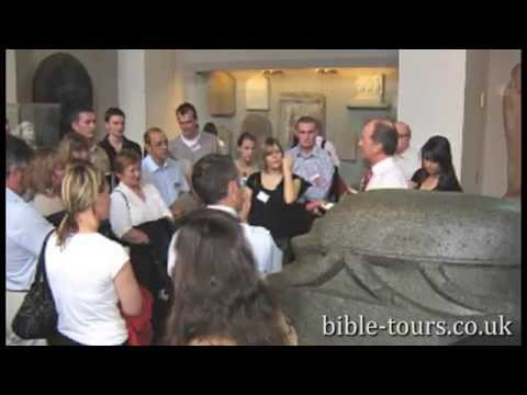 Bible Tours in the British Museum