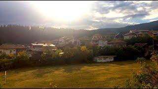 Болгария русские. Осень в селе Бачево рядом с Банско