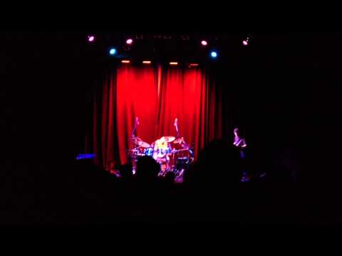 Chester Thompson - Drum Clinic - Live Argentina 19/12/12 PARTE 2