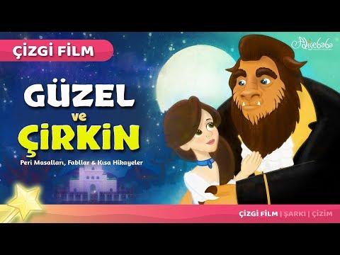 Güzel ve Çirkin Çizgi Film Türkçe Masal 11 | Adisebaba Çizgi Film Masallar