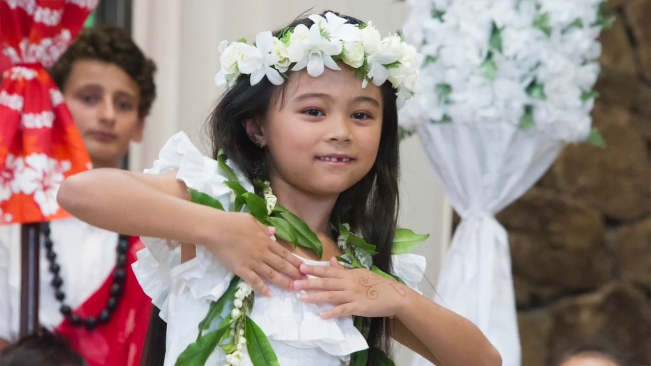 May Day Is Lei Day In Hawaii Youtube