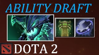 Dota 2 TOMBSTONE + REARM The Dream Build Ability Draft