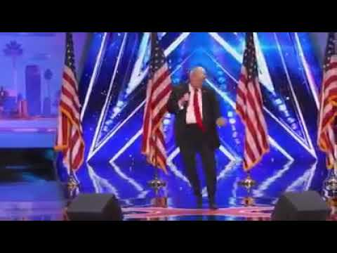 Donal Trump Singing Jai Shree Ram Dakhna Jarur Bhut Hasi Ayge