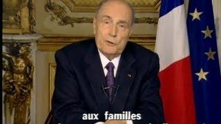 Voeux de Mitterrand